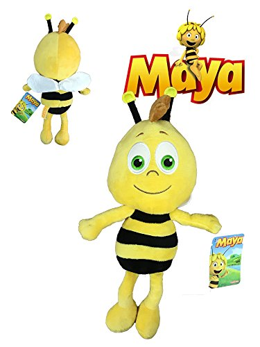 La abeja Maya - Peluche Willy, amigo Maya 30cm Calidad super soft