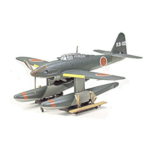 タミヤ 1/72 ウォーバードコレクション No.37 日本海軍 愛知 M6A1 晴嵐 プラモデル 60737