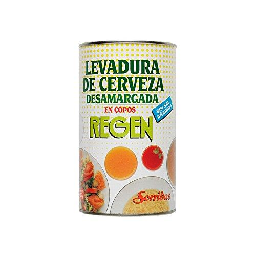 SORRIBAS LEVADURA DESAMARGADA REG 225gr, No aplicable