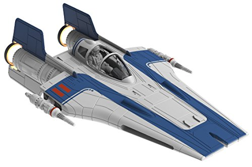 Revell Snaptite Build and Play Star Wars: The Last Jedi! Resistance A-wing Fighter