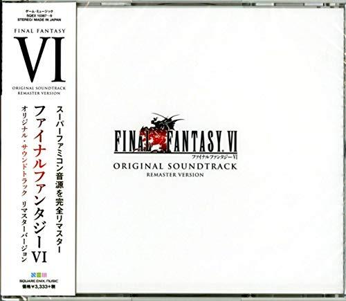 Final Fantasy 6 Original Sound