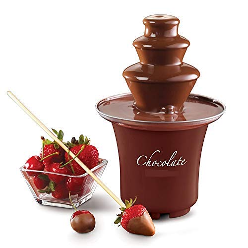 AASTIK 3 Layer Chocolate Fountain Fondue Event Wedding Children Birthday Home Fountains Party Waterfall Machine