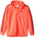 adidas Originals Men's 3-Stripes Half-Zip Sweatshirt