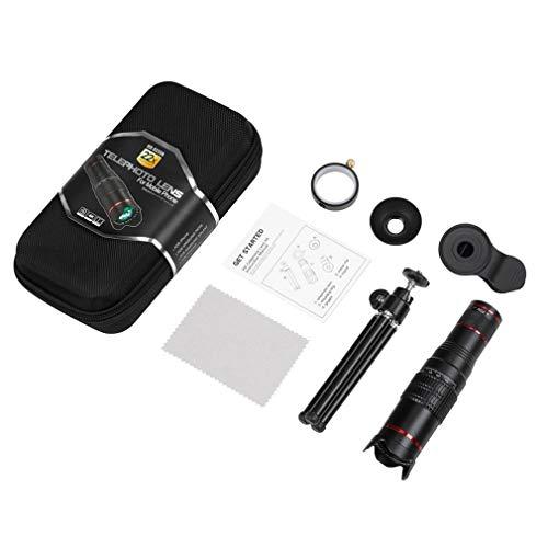 Greens 22X Zoom Mobiele Telefoon Telescoop Lens Optische Telefooncamera Lens met Statief