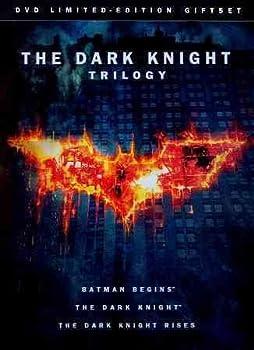 BATMAN-DARK KNIGHT TRILOGY-LIMITED EDITION  DVD/B BEGINS/DK/DKNLA