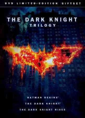 BATMAN-DARK KNIGHT TRILOGY-LIMITED EDITION (DVD/B BEGINS/DK/DKNLA