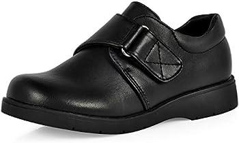 Skoex Boy's Leather Comfort Dress Oxford School Uniform Shoes