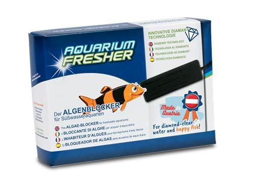 AquariumFresher für Aquarien bis 500L | Algenentferner gegen Algen | bekämpft Algen | Algenvernichter | sauberes Wasser