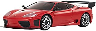 Kyosho Mini-Z Racer Sports 2 MR-03 Series Ferrari 360 GTC Ready Set 32238R Vehicle, Red