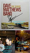 Dave Matthews Autographed Signed Memorabilia The Gorge Live Cd Cover with Proof with JSA COA Band