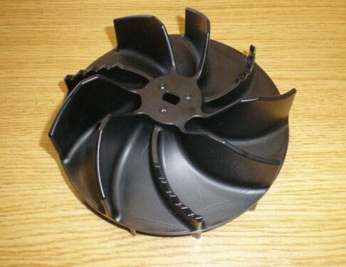 Review OEM Toro Electric Blower Vac Impeller Fan 100-9068 Replaces 98-3150 New!!!