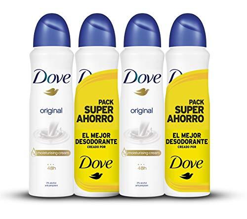 Dove Pack économique Déodorant Original 2 x 200 ml