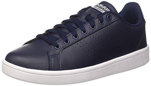 adidas CF Advantage Cl, Zapatillas para Hombre, Azul (Collegiate Navy/Blue), 40 2/3 EU
