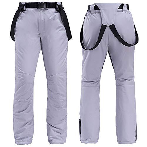 ZYJANO ski pak,-30°C Warm Ski Pak voor Mannen Ski Jas En Broek Mannelijk Waterdicht Ademend Skiën En Snowboarden Suits Ski Set