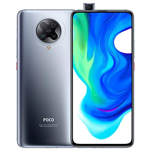 Xiaomi Poco F2 Pro 5G Smartphone 8GB RAM 256GB ROM Qualcomm® Snapdragon ™ 865 64MP Quad Rear Kamera AI 8K Video 6.67