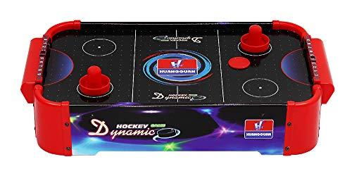 ISO TRADE Airhockey Tisch-Spiel Zubehör Punkteschieber Holz & Kunststoff Spaß Kinder 6082
