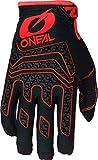 O'NEAL Sniper Elite MX DH FR Handschuhe schwarz/rot 2020 Oneal: Größe: S (8)