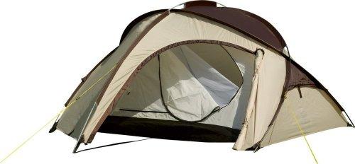 Wehncke Campingbedarf Zelt Colorado, braun, STANDARD