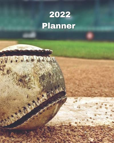 Compare Textbook Prices for 2022 Planner: Baseball on Grass -12 Month Weekly & Monthly Planner January 2022 to December 2022 Monthly Calendar with U.S./UK/ ... Review/Notes 8 x 10 in.-Sports and Recreation  ISBN 9798466074826 by Vim Publishing, Gold