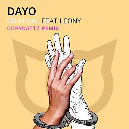 Dayo & Copycattz feat. Leony