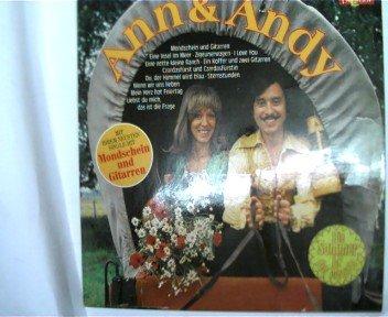 Ann & Andy, Gesamtleitung Orchester Hans Bertram,