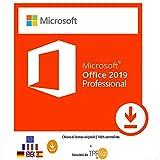 MS Office 2019 Professional Plus 32 bit e 64 bit - Chiave di...