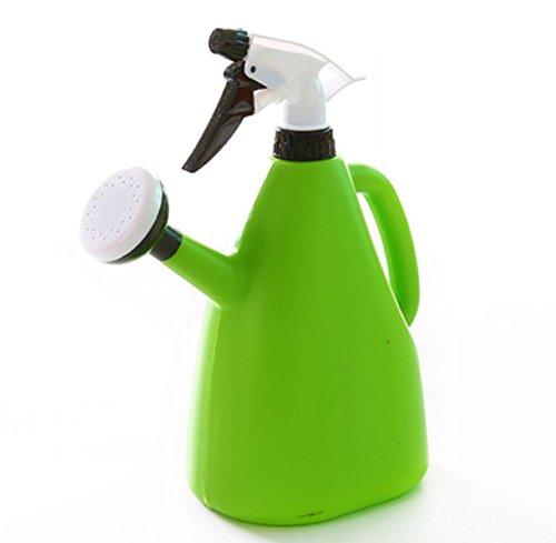 Toruiwa Vaporisateur d'eau Spray Vide en Plastique 2 en 1 pour Jardin Ménage