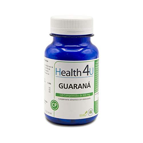 H4U - H4U Super Guaraná 120 comprimidos de 600 mg