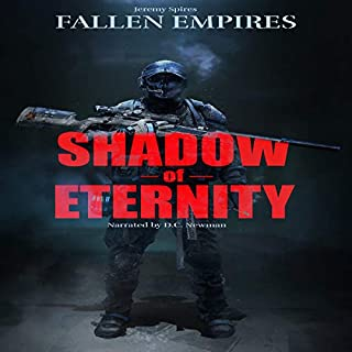 Shadow of Eternity audiobook cover art