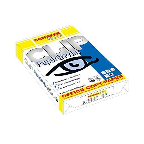 Kopierpapier CLIP Paper@Print 1 Paket = 500 Blatt DIN A4