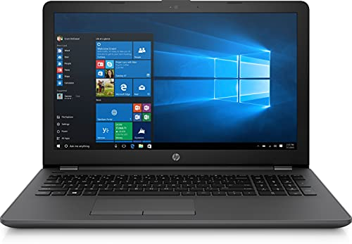 HP 250 G6 Notebook, Intel Celeron N3060, RAM 4 GB, SSD 128 GB M.2, Free Dos, Nero