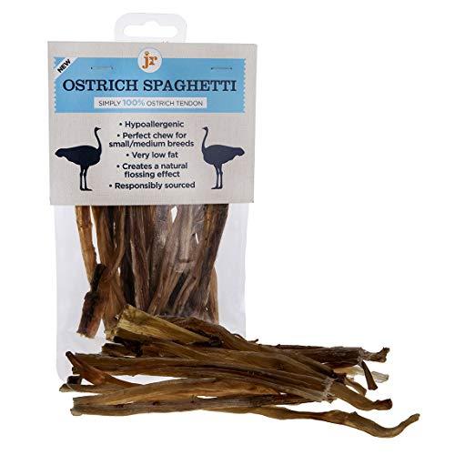 JR Pets Ostrich Tendon Spaghetti Sticks