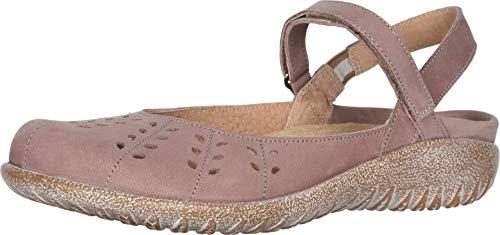 NAOT Footwear Women's Rari Maryjane Mauve Nubuck 10 M US