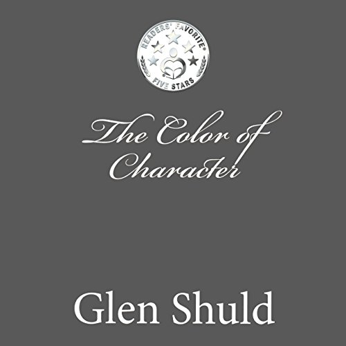 The Color of Character audiobook cover art