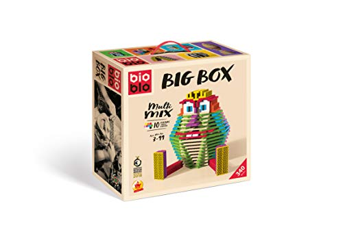 Piatnik 64021 Bioblo Big Box, bunt