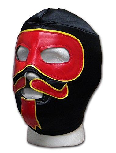 LUCHADORA ® Bandit aufsässig Maske Luchador Lucha Libre Mexikanische Wrestling