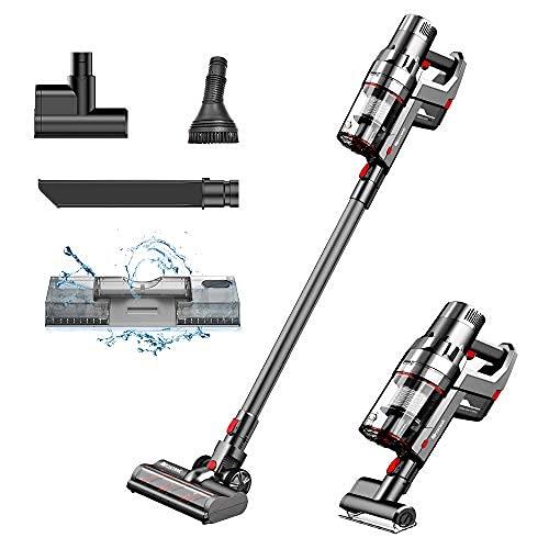 proscenic P11 Aspiradora Sin Cable, Potente con 30Kpa, Escoba Eléctrica Portátil con...