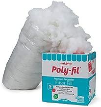 Fairfield PF-5 Poly-Fil Premium Fiber , White