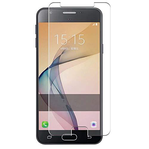 Vaxson 4 Stück Schutzfolie, kompatibel mit Samsung Galaxy On7 2016 G6100 J7 Prime, Bildschirmschutzfolie TPU Folie [nicht Panzerglas]