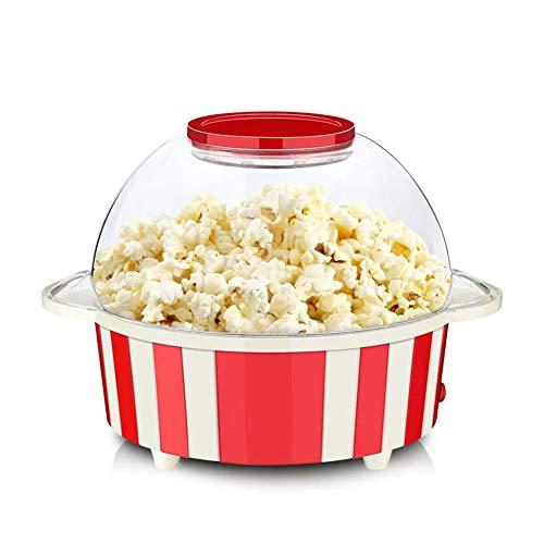 Read About 850W Hot Air Popcorn Making Machine, 220V 5L Electric Corn Popcorn Machine DIY Home Autom...