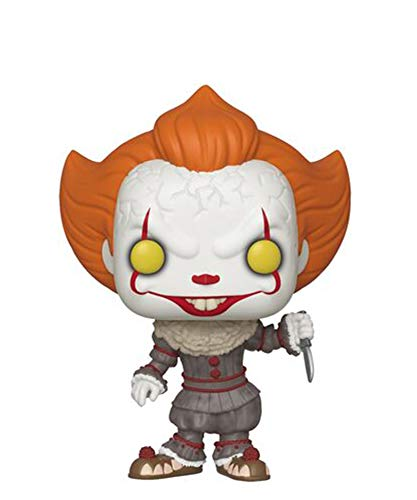 Funko Pop! Movies - IT 2017 - Pennywise (Blade) Exclusive Special Edition #782 Vinyl Figure 10 cm...
