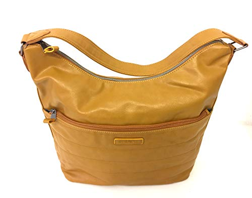 _ Brunotti Handtasche HOBO BAG BB4537-004 Color Ocker Ochre