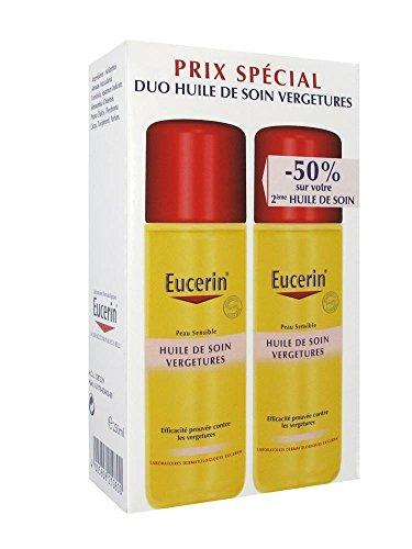 Eucerin Stretch Marks Oil Care