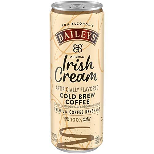 Bailey's Non-Alcoholic Original Irish Cream Flavored Cold Brew Coffee