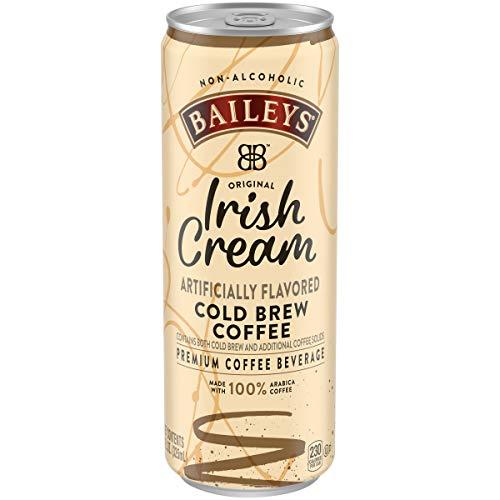 Bailey's Non-Alcoholic Original Irish Cream Flavored Cold Brew Coffee