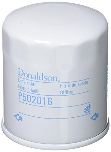 DONALDSON P502016 Ölfilter Filter, Wechselfilter, Motorölfilter