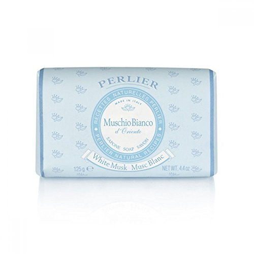 Perlier Saponetta Muschio Bianco - 125 ml