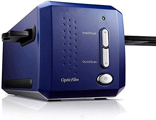 JWCN OpticFilm 35-mm-Negativfilm- / Diascanner mit 7200 DPI und 48-Bit-Ausgangsbündel Silverfast SE Plus 8 8 Unterstützt Mac und Windows Uptodate