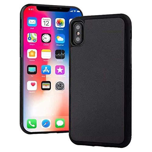Custodia per telefono antigravità per iPhone 12 11 Pro Max XR X XS 8 7 Plus 6 6S 5S SE 2020 Cover adsorbita antiurto magica con aspirazione nano