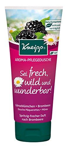 Kneipp Aroma-Pflegedusche Sei frech, wild und wunderbar! 3er Pack(3 x 200 ml)